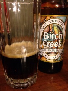 bitch creek extra special brown