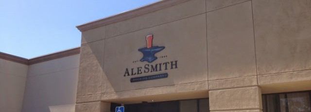Alesmith Taproom Review