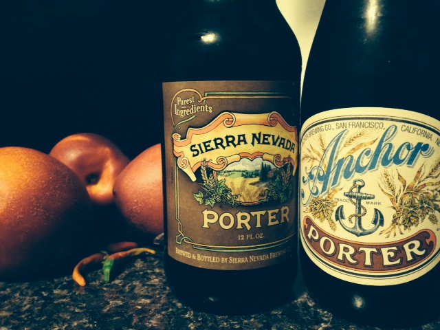 Anchor Porter VS Sierra Nevada Porter