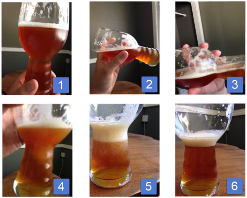 how to drink an IPA 2