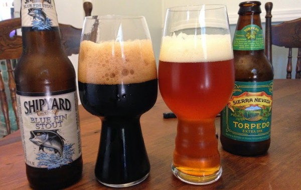 stout ipa glass comparison
