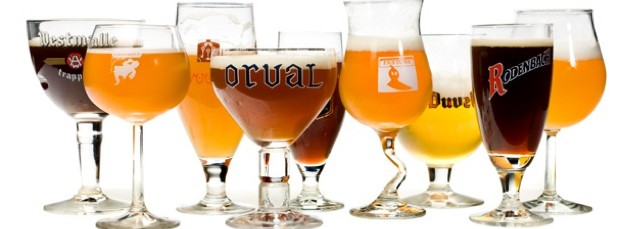 Belgian Beer Glasses – A Collectors Heaven Or Hell?