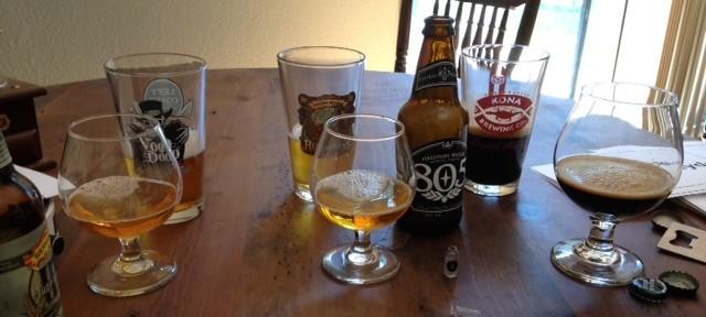 acetyldehyde beer tasting