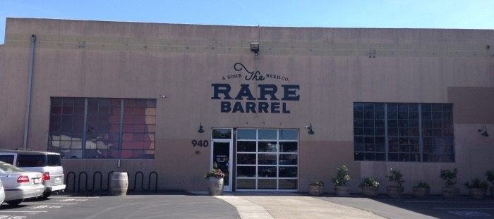rare barrel berkley ca