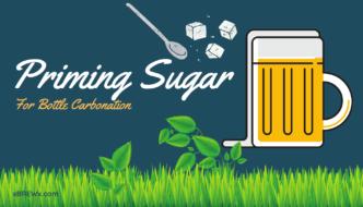 priming sugar bottle carbonation