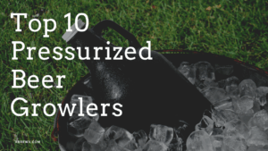 best Pressurized Beer Growlers featured image