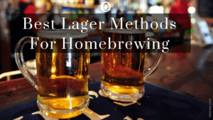 best lager methods for homebrewing featured image