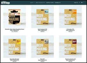 brooklyn brew shop beer making kits